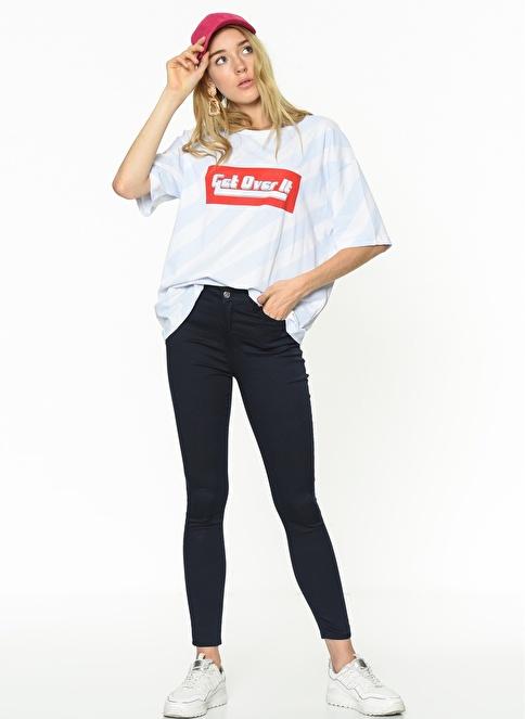 Fashion Friends Pantolon Lacivert